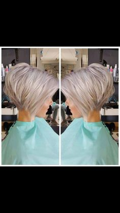 54 Latest Short Pixie Cuts for 2019 - Refresh Your Look Today! 54 Latest Short Pixie Cuts for 2019 - . Short Grey Hair, Short Hair With Layers, Short Hair Cuts For Women, Medium Hair Cuts, Medium Hair Styles, Short Hair Styles, Layered Hair, Funky Short Hair, Choppy Bob Hairstyles
