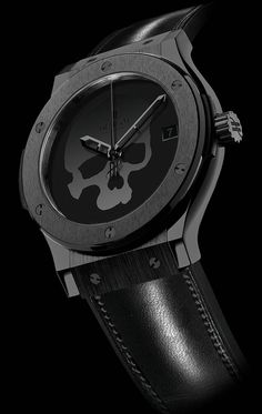 Skull Bang #watch from #Hublot