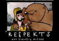 RESPECT to the forest postcard #2