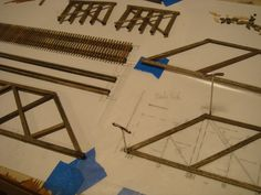 Free Model Railroad Bridge Drawings | layout | Model Railroad Hobbyist magazine | Having fun with model ...