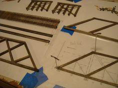 Free Model Railroad Bridge Drawings | layout | Model Railroad Hobbyist magazine | Having fun with model ...