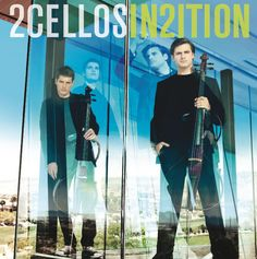 album cover art: 2cellos - in2ition [01/2013]