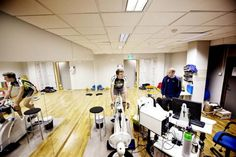 "an unofficial world record of maximum O2 uptake was measured at the Lillehammer University College in Norway. The extreme maximum O2 uptake of 97,5 ml/kg/min was measured with cyclist Oscar Svendsen (18). "" This is probably the highest O2 uptake ever registered"" said physiologist Joar Hansen. The test was performed on a Lode Excalibur Sport ergometer."