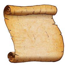 Tulostettava pergamentti - isot pergamentit