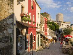 bosnia mostar streets - Google Search
