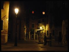 Italy Picture: After midnight