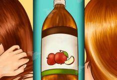 Вот как использовать яблочный уксус, чтобы быстро избавиться от выпадения, перхоти, ломкости волос и ускорить их рост! Trx, Face And Body, Candle Sconces, Creme, Health Care, Avocado, Bottle, Hair Styles, Makeup
