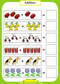 preschool math addition worksheets introduce preschoolers to subtraction with pictures - Criabooks Math Addition Worksheets, Kindergarten Math Worksheets, Kindergarten Worksheets, Math Activities, Preschool Activities, Math For Kids, Ms Gs, Coloring, History Education