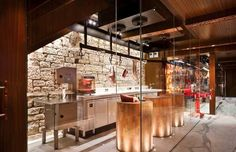 Victor Churchill, Sydney, amazing store design.