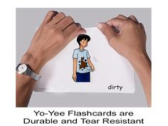 Adjective Flashcards for Children