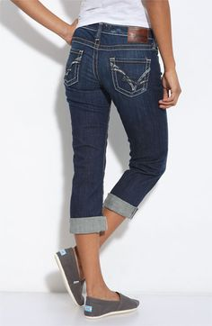 I LOVE Big Star jeans and you can't beat the price on these capris :)