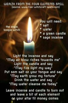 Wicca for beginners Hoodoo Spells, Magick Spells, Wicca Witchcraft, Candle Spells, Candle Magic, Wiccan Witch, Witch Spells Real, Real Witches, Wiccan Altar
