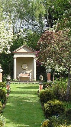 Laskett Gardens - Herefordshire.