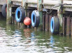 Anleger im Hafen von Maasholm, Foto: S. Hopp