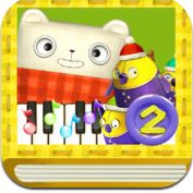 Pilo2:An Interactive Children's Story Book-3D Animation-Puzzle-Music Game