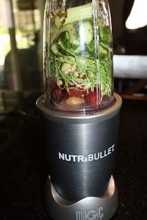 Nutri Bullet recipes for veggie smoothies, fruit smoothies, and strawberry margaritas. This thing works miracles!