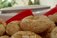 עוגיות מלוחות, מעולות! 10 דקות והן מוכנות הן ממכרות ברמות מעולות ביותר