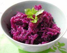 Red Cabbage  - Recipe for Red Cabbage  - Rode Kool Met Appeltjes