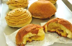 Coffee Butter Buns recipe Roti boy buns recipe (another just in case- these things are addicting!)