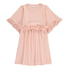 Chloé Pompom Knit Dress-listing