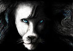 Fantasy lion.