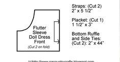 Flutter Sleeve Doll Dress.pdf