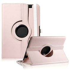 """myLife Sweet Sixteen Pink {Professional Executive Business Carrier} 360 Degree Rotating Case for Amazon Kindle Fire HD 8.9 (High Quality Koskin Faux Leather Cover + Slim Lightweight Design) """"All Ports Accessible"""" myLife Brand Products http://www.amazon.com/dp/B00TQ5CM2Y/ref=cm_sw_r_pi_dp_vrfdvb0Z2S5QD"""