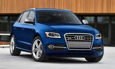#Audi #SQ5. Un SUV ultrasportif pour une utilisation au quotidien, à la technologie innovante et badgé S.