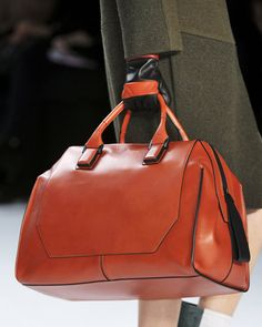 A Sleek Duffel From Narciso Rodriguez Nyfw Tinydeal