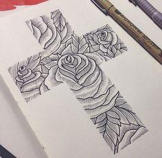 Atramor #tattoo #graphic #flower