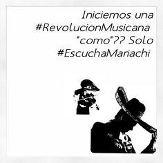 Una #RevolucionMusicana ;-)