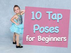 10 Easy Tap Poses for Beginners - Dance Studio Photography Dance Recital, Dance Class, Dance Studio, Dance Teacher, Outdoor Dance Photography, Ballet Photography, Poses For Pictures, Dance Pictures, Home Dance