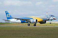 Embraer E190-E2 Shark
