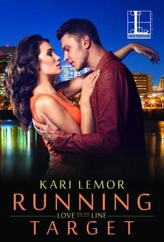 Cover reveal – Running Target by KariLemor