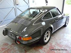 Prestige Detail : Paul Stephens AutoArt Porsche 911 - Detailing World