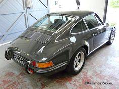 Prestige Detail : Paul Stephens AutoArt Porsche 911 - Detailing World