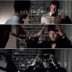 Fifty Shades Darker #tender #Christian #JamieDornan