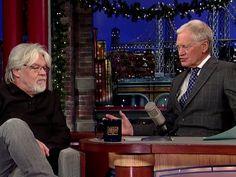 Bob Seger visits Letterman, talks Detroit music scene