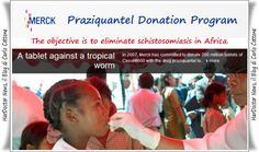 Praziquantel Donation Program