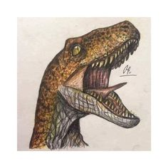 "Jurassicparkfanart on Instagram: ""@alan.delreal 🔥🔥🔥"" Jurassic World Dinosaurs, Jurassic Park, Jurassic World Fallen Kingdom, The Lost World, Falling Kingdoms, Dinosaur Art, Beagle, Instagram, Drawings"