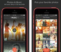Tango y Spotify se unen en una nueva Aplicación para crear slides con imágenes y música: Tango Music Mix