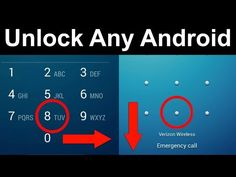 How to Unlock Android Pattern or Pin Lock without losing data in Urdu/Hindi - YouTube