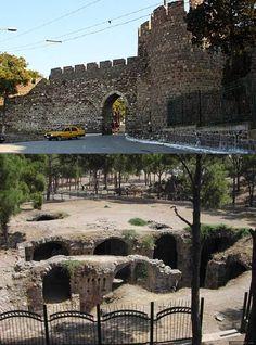 Kadifekale İçindeki Sarnıç İzmir
