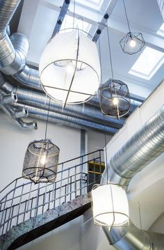 Fair trade lights Ay illuminate in the industrial interior   Le Patio Lifestyle s.r.o.