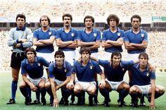 Italy 1982  World Champions
