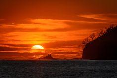 Playa Carrillo Sunset by Steve Johnson on 500px