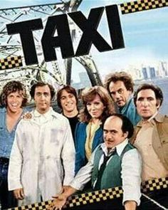 TV Show - Taxi - Alex Rieger, Louie De Palma and the rest of the cabbies kept us laughing! Movies Showing, Movies And Tv Shows, Best Tv, The Best, Zombie Tsunami, Mejores Series Tv, Emission Tv, Comedy Tv, Comedy Series