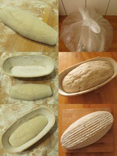 Slovak Recipes, Czech Recipes, Russian Recipes, Raw Food Recipes, Sourdough Recipes, Bread Recipes, Cake Recipes, Rustic Bread, Bread And Pastries