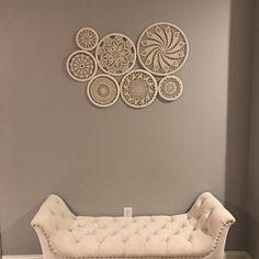 Crochet Wall Art, Yarn Wall Art, Yarn Wall Hanging, Hanging Art, Tapestry Wall Hanging, Grand Dream Catcher, Large Dream Catcher, Textile Tapestry, Tapestry Weaving