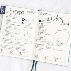 - Vacation Ideas - Embarquez votre bullet journal en vacances et transformez votre le en carnet de . Embark on your holiday bullet and turn your travel journal into one with these 10 inspiring page templates!